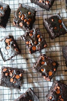 Skinny Brownies | tomatoboots.co