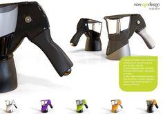 """Angelo Ricchiuti su Twitter: """"Design per macchina di caffè domestica con brevetto di caffè moka espresso. #coffee #design #industrialdesign http://t.co/x05nXMqQFc"""""""