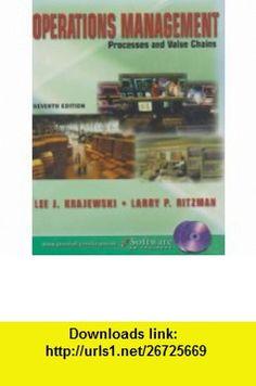 Operatns Managemt Student CD MS Proj02 Pkg (9780131608658) Lee J. Krajewski, Larry P. Ritzman, Microsoft Corporation , ISBN-10: 0131608657  , ISBN-13: 978-0131608658 ,  , tutorials , pdf , ebook , torrent , downloads , rapidshare , filesonic , hotfile , megaupload , fileserve