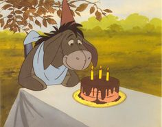 Eeyore and his birth