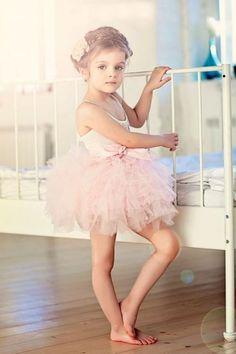Aspiring Ballerina