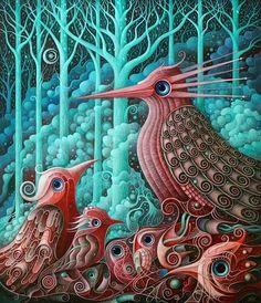 Magical Birds VII by FrodoK.deviantart.com on @DeviantArt