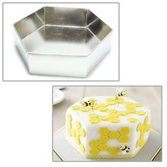 Hexagon Birthday Wedding Anniversary Cake Baking Pan 10 *** Continue to the product at the image link.Note:It is affiliate link to Amazon.