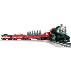 9d02d384c2246 Lionel The Christmas Express Train Set with Bluetooth Christmas Train Set,  Christmas Express, Christmas