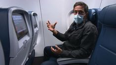 Covid-19 can spread on airplanes, studies show - CNN