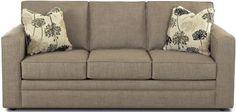 Klaussner Berger Queen Sleeper Sofa