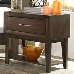You'll love the Munich 2 Drawer Nightstand at Wayfair - Great Deals on all Furniture  products with Free Shipping on most stuff, even the big stuff.