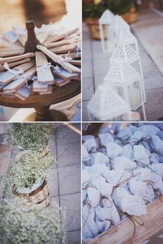 Wedding Decoration - Summer Wedding in Ithaca, Greece Καλοκαιρινός Γάμος στην Ιθάκη - Bride Diaries