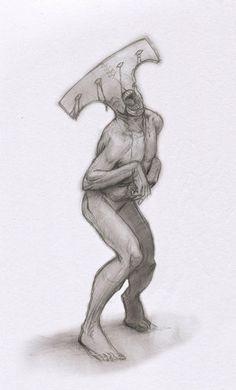 Monsters by Anastasios Gionis Lots of great, horror creatures. Monster Drawing, Monster Art, Dark Creatures, Fantasy Creatures, Creature Concept Art, Creature Design, Arte Horror, Horror Art, Fantasy Kunst