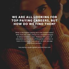We are all looking for top paying careers, but how do we find them? Top Paying Careers, Top Paying Jobs, How Do I Get, How To Become, Doterra Wellness Advocate, Achieve Success, Starting Your Own Business, Home Based Business, Business Opportunities