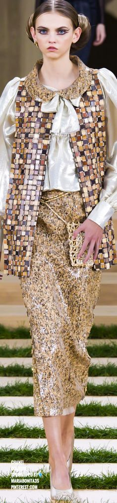 Chanel Spring Couture 2016