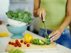 Pictures of People Cooking Healthy Food What I love about cooking!