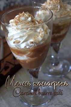 Mousse Mascarpone