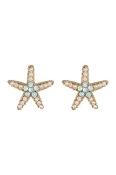 Savvy Starfish Earrings