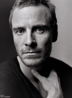 Michael Fassbender photographed by Mark Seliger for Vanity Fair's 2012 Hollywood Portfolio