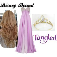 Tangled Dress-Up for Grown Ups :D