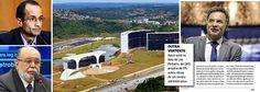 OAS e Odebrecht apontam 5% de propina de 1 Bilhão para o golpista Aécio Neves