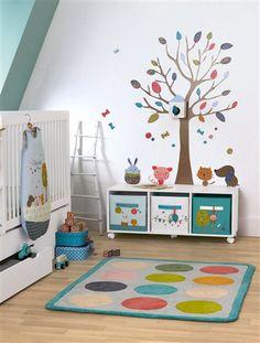 1000 images about herbst winter 2013 kinderzimmer on pinterest stickers tour de lit and. Black Bedroom Furniture Sets. Home Design Ideas
