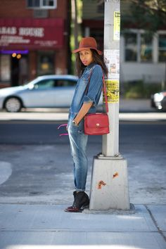 Where Did U Get That - The Fashion Blogger from London living in New York