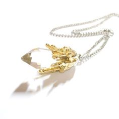 definitely must have...drippings necklace {crystal}