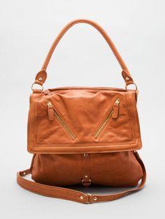 Cognac purse
