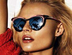 Γυαλιά ηλίου: Οι τάσεις της μόδας για την Άνοιξη-Καλοκαίρι 2013!