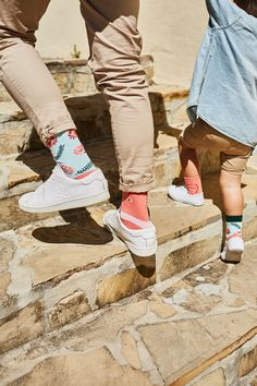 What a cute gift idea for both the men in your life.  Whimsical socks of all styles! #gifts#men#boys#socks#whimsical#etsy#ad
