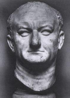 Vespasianus ~ ca. 75 ~ Marmer ~ Levensgroot ~ Museo delle Terme, Rome