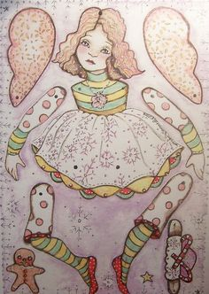 sugarplum fairy print | Flickr - Photo Sharing!