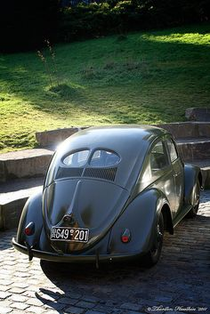 Brezel 1946 by Thorsten Haustein, via Flickr