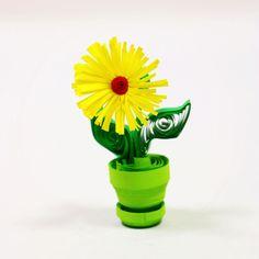 sun flower paper art
