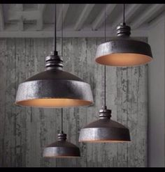 If you are looking for Industrial Lamp, You come to the right place. Here are the Industrial Lamp. This post about Industrial Lamp was posted under the Industrial Decor ca. Kitchen Lighting Design, Industrial Kitchen Design, Vintage Industrial, Industrial Style, Industrial Kitchens, Industrial Interiors, Industrial Pipe, Industrial Shelving, Industrial Furniture