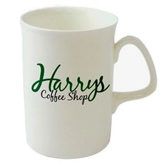 The Opal Bone China Mug has a classic shape with straight tall sides, a slight curved lip and an angled handle. These promotional bone china mugs have a 320ml capacity with a generous 150 x 65mm print area meaning you branding or artwork can be printed as a full wrap around print. Click here for more information http://www.zestpromotional.com/bone-china-mugs/opal-bone-china-mugs/-/zp0022058?size==0