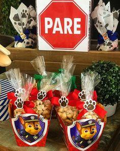 """32 curtidas, 5 comentários - Por Isabele Tenório (@clubdamel) no Instagram: """"Caixinhas de acrílico da patrulha canina! #patrulhacanina #festapatrulhacanina #caixaacrilico…"""""""