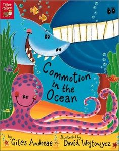 5 A Day Books: Under the Sea! - The Imagination Tree
