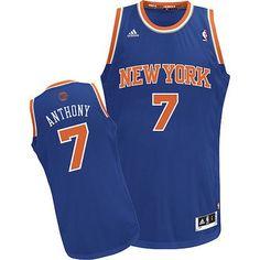 adidas Knicks Carmelo Anthony Stitched Road Jersey 434e0a845