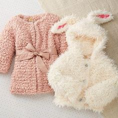 Cute coats for Baby.