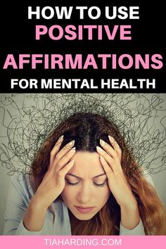 Use Positive Affirmations For A Positive Mindset How To Use Positive Affirmations For Mental Health.How To Use Positive Affirmations For Mental Health. Mental Health Resources, Mental Health Disorders, Improve Mental Health, Mental Health Quotes, Mental Health Awareness, Affirmations For Women, Affirmations Positives, Daily Affirmations, Morning Affirmations