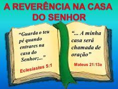 Blog da tia Rebeka: Reverência na Casa do Senhor Blog, Toddler Behavior, Names Of God, Filing Cabinets, Messages, Houses, Blogging