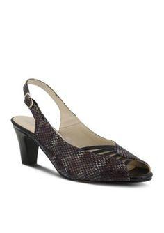 Spring Step Navy Fiorella Sandal