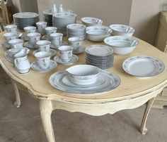 Vintage Noritake Fine China Contemporary by LalasCollections