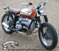 Uncle Beny's BMW Bobber