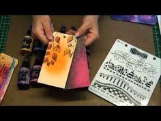 Dylusion ink spray