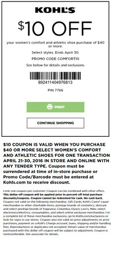 Kohls 40 off coupon code