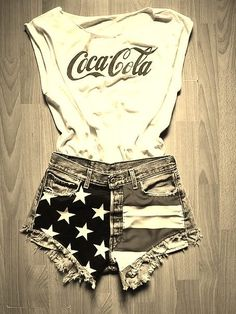 this honestly needs to be my fourth of july outfit #whatsmoreamericanthancocacola