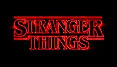 O processo de criação por trás do logo de Stranger Things