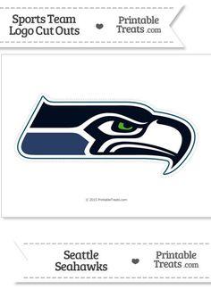 photograph regarding Seattle Seahawks Logo Printable called 68 Perfect Seattle Seahawks Printables visuals within 2015