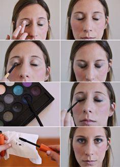 everyday eye makeup routine
