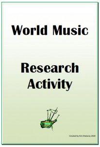World Music Resources