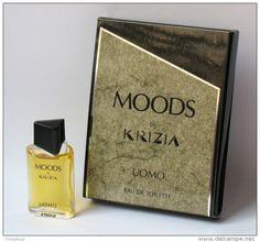 krizia moods uomo miniature de parfum - Recherche Google